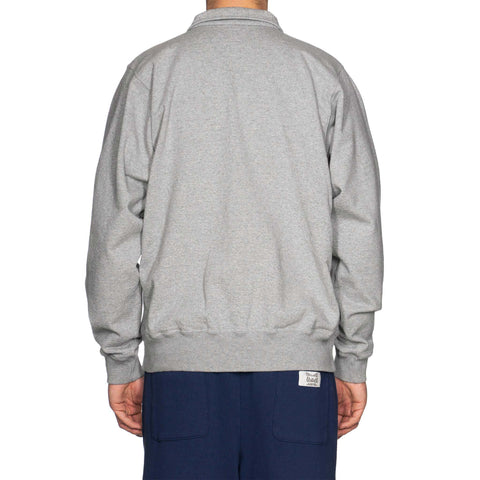 Human Made P/O Zip Sweatshirt Gray, Sweaters