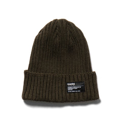 HAVEN Knit Cap - Wool Olive