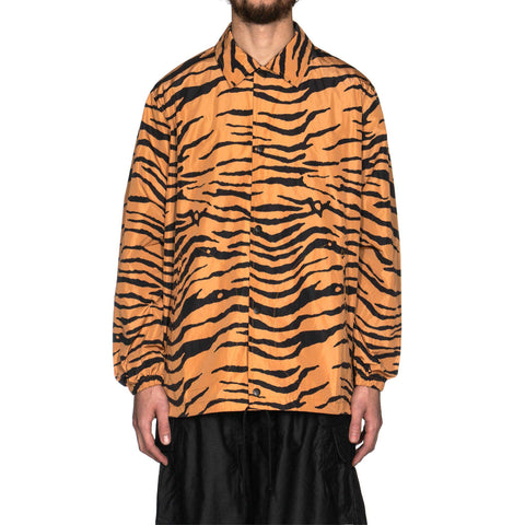 Needles Coach Jacket Poly Taffeta Tiger, Jackets