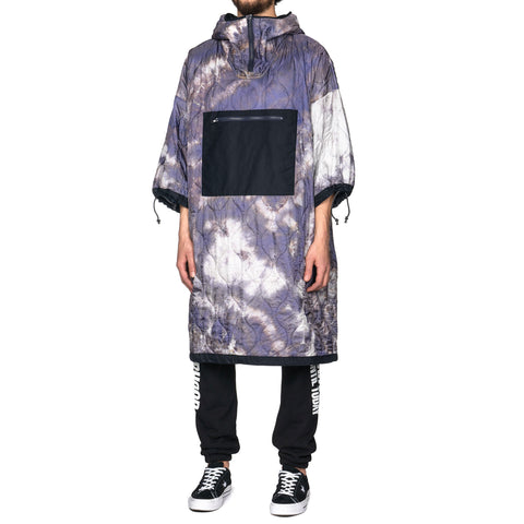 NEIGHBORHOOD Quilt / N-Poncho Navy, Jackets