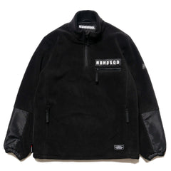 NEIGHBORHOOD SQD . Fleece / E-JKT Black, Jackets