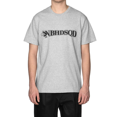 NEIGHBORHOOD Wild Side / C-Tee . SS Gray, T-Shirts
