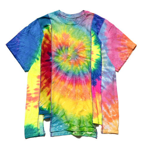 Needles Rebuild by Needles 5 Cuts S/S Tee Tie Dye, T-Shirts