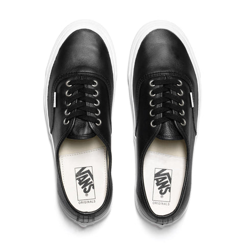 Vans Vault OG Authentic LX Black, Footwear