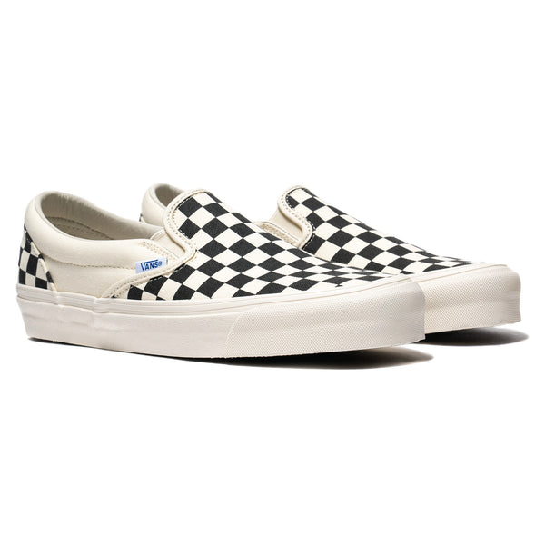4ed1f56b85c0 OG Classic Slip-On (Canvas) Checkerboard – HAVEN