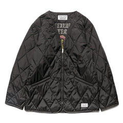 WACKO MARIA Quilted Jacket (Type-3) Black, Jackets