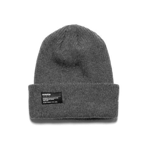 HAVEN Watch Cap – Cashmere gray