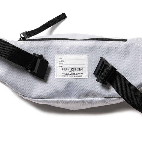 hobo Polyester Ripstop Shoulder Bag White, Bags
