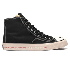 visvim Skagway Hi (Jp Canvas) Black, Footwear