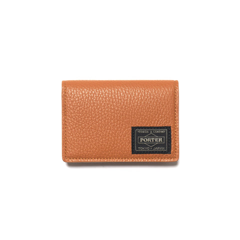 HeadPorter Lucca Card Case Camel