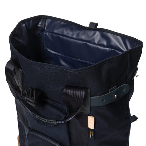 hender scheme Functional Back Pack Navy