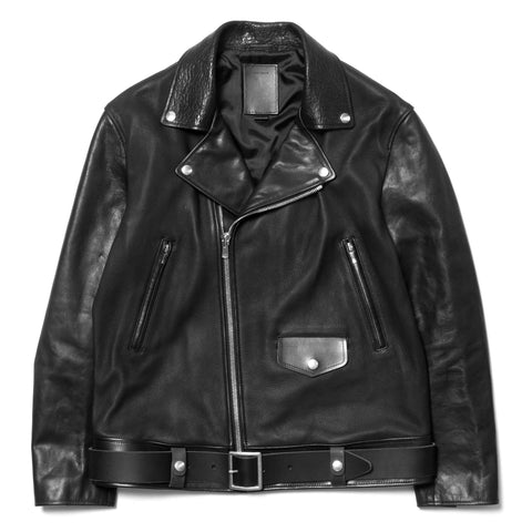 Hender Scheme Leather Jacket Black