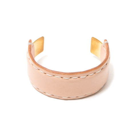 hender scheme Not Lying Jewelry Bangle Brass M Natural