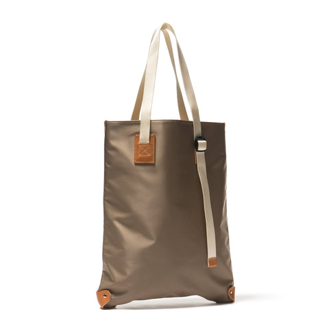Hender Scheme Tape Tote Bag Beige/Natural