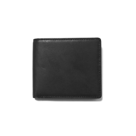 hobo Cow Leather Wallet Black