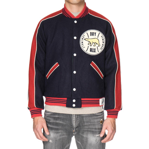 Car Club Jacket Navy Haven