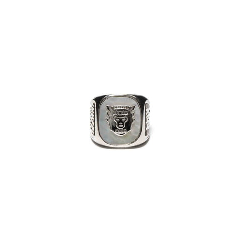 human made College Ring Silver