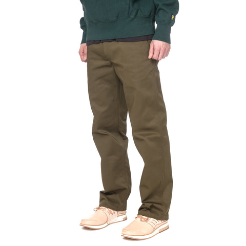 HUMAN MADE x Dickies Twill Pants Olive