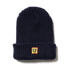 Human Made HMMD Beanie Black