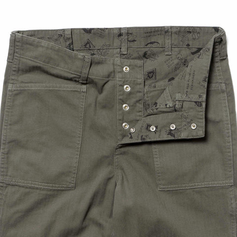 Human Made Reversible Cargo Pants Olive Drab