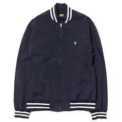 Human Made Rib Jacket Navy