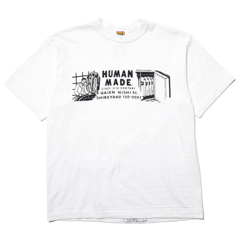 HUMAN MADE T-Shirt #1207 White