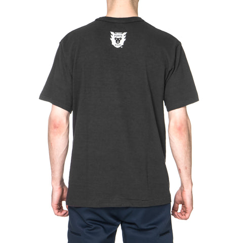 HUMAN MADE T-Shirt #1216 Black