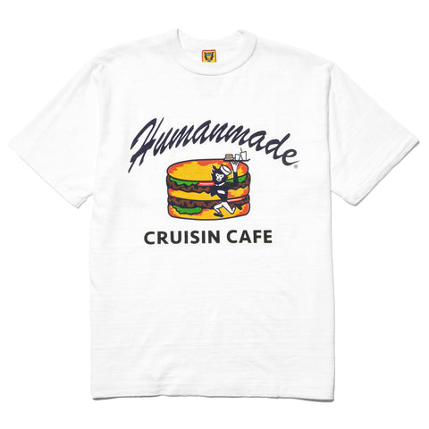 HUMAN MADE T-Shirt #1216 White