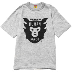 Human Made T-Shirt #1314 Gray