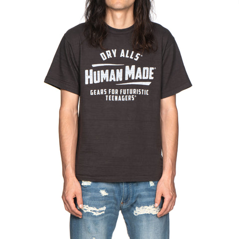 human made T-Shirt #1609 Black