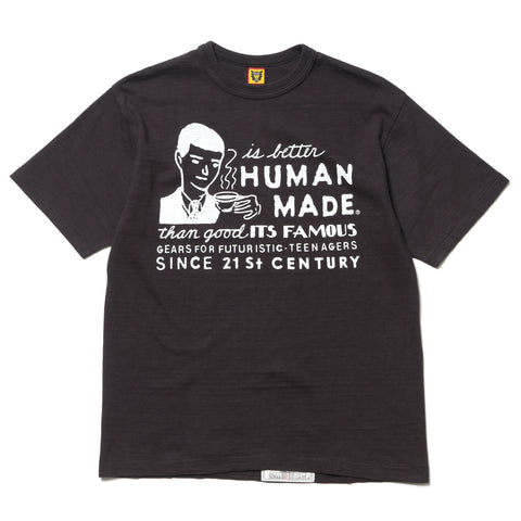 Human Made T-Shirt #1201 Black