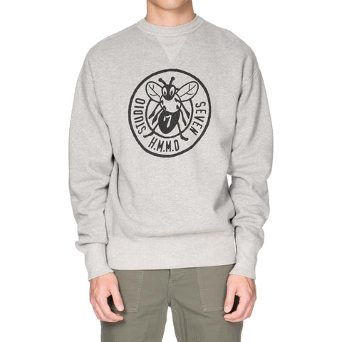 Human Made x Seven Sweat Shirt Gray