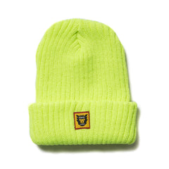 Human Made x Seven Beanie Yellow