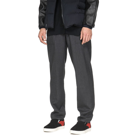 undercover JohnUndercover JUT4502-2 Pants Charcoal
