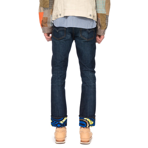 Junya Watanabe MAN Cotton Denim Levi's 510 Customized