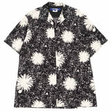 Cupra Voile Print Shirt Black/White
