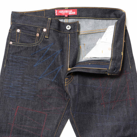Junya Watanabe MAN x Levi's® 513 Customized Denim