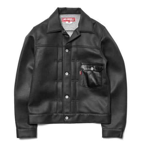 Junya Watanabe eYe x Levi's Polyester Cotton Suede Bonding Jacket