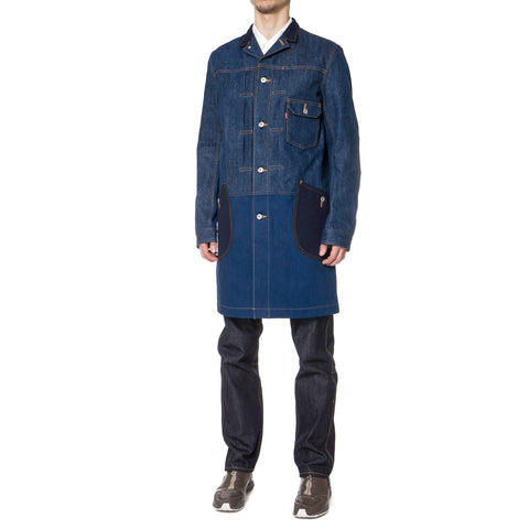 Junya Watanabe MAN eYe x Levi's Cotton Denim Coat