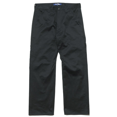 junya watanabe man x Carhartt Westpoint Cotton Fake Leather Pants Navy