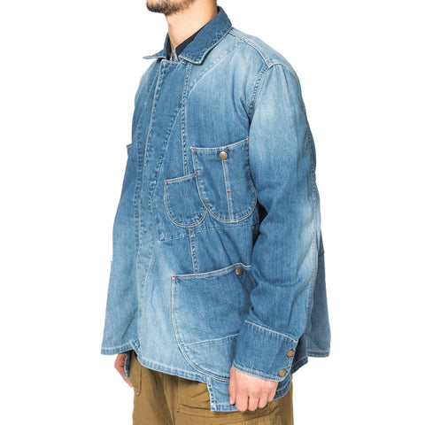 KAPital 8oz Denim Monkey Sukiyaki Coverall