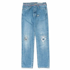 KAPITAL KOUNTRY 14 oz Denim Damaged 5P Monkey CISCO