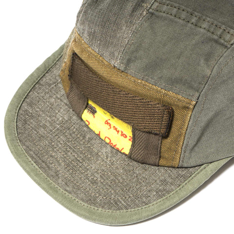 KAPITAL KOUNTRY Military Remake Jet Cap