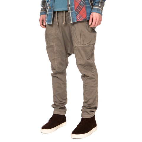 KAPITAL Straight Chino OBIE SAROUEL Pants Khaki