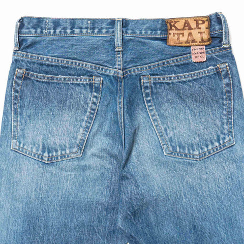 KAPITAL 14 oz Denim 5P Okabilly