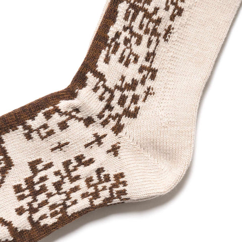 kapital 96 Yarns BAOBAB Socks Brown