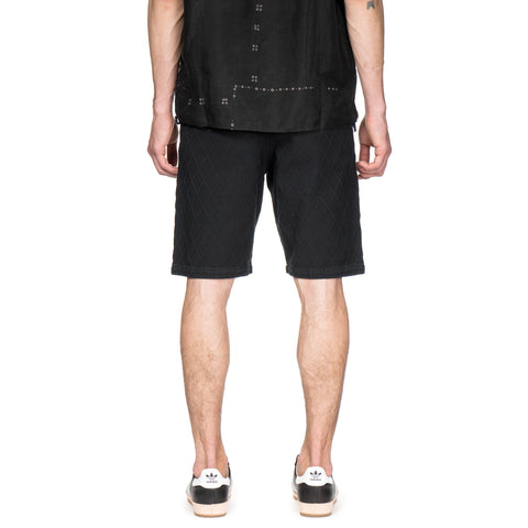KAPITAL Do-Gi Canvas Sahiko Shorts Black