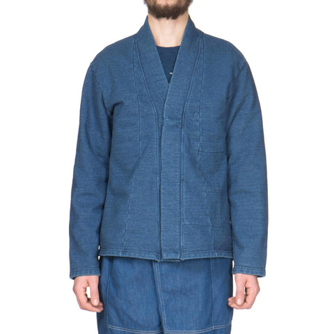 KAPITAL IDG Fleecy Knit Bonze Hiyoku Cardigan