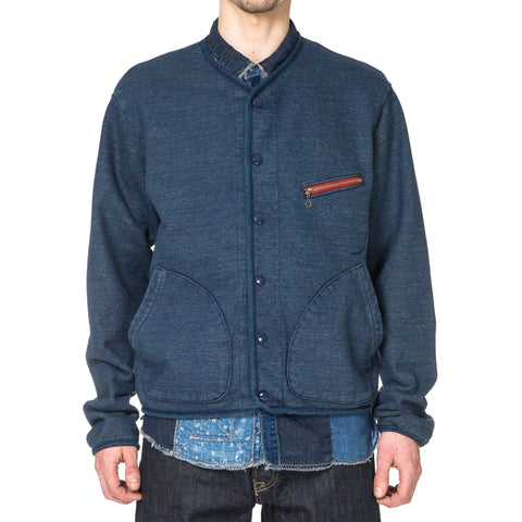 KAPTIAL IDG Fleecy Knit Tylden Cardigan
