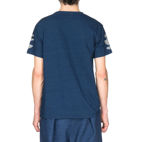 KAPITAL IDG Jersey Crew Neck T (Harvey Collection)